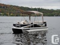 Brand New in Stock!!! This boat comes with a mooring