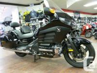 Touring at its finestThink of it as the Gold Wing�s