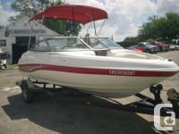 SHARP!!!! Very Clean 2003 187 Caravelle 18' Bowrider