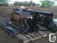 CA-20 2011 Mac Don CA-20, Attachments for Harvesting,