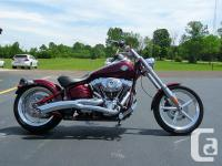 Vance & Hines two into 1 Exhaust, High Flow Air