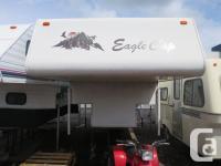 Description: 2010 Eagle Cap 711 Camper, hard wall,