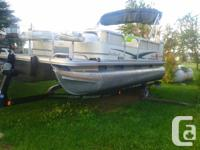 Boat Description LARGER, WIDER 8.5' (2.59 m) DECK FOR