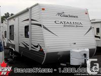 Description: The 2012 Catalina 271BH, by Coachmen, is a