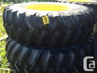 520/85R38 2014 Firestone 520/85R38, Tires & Tracks, Set