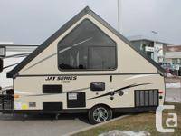 New 2016 Jayco 12BMD Jay Series Hardwall!! Includes