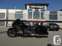 15000 kmS .Think of it as the Gold Wing�s bad-boy