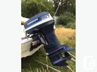 An easy way to get into boating. Easy tow, not