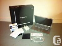 15-inch MacBook pro 2.4 GHz Intel Core 2 Duo Processor