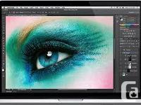 "15"" MacBook Pro with Retina display. Latest 2014"