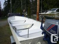 It is fast, fun and safe. Solid boat and trailer. Good