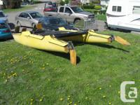 15' Sea Spray Catamaran for Sale! Glenmore - Made in
