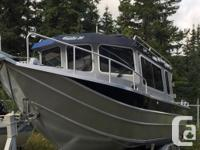 2015 26 feet Trunder Jet PilotI purchased this boat new