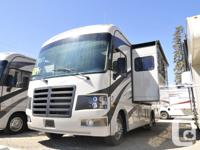 2015 Forest River FR3 25DS The FR3 crossover motorhome