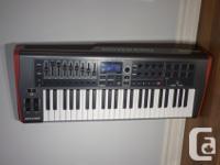 Novation Launchkey 49-key MIDI Keyboard Controller for