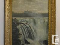 Antique Historical Painting that is around 150 years of