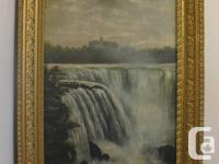 Antique Historical Painting that is around 150 year