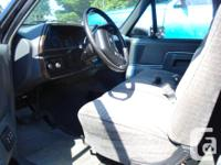 Make Ford Model F-150 Series Year 1990 Colour blue and