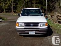 Make Ford Model Ranger Year 1996 Colour white kms