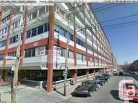 Business space / large lofts for rental fee 1500-2200