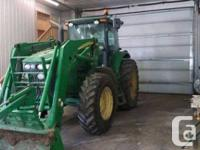 7930 2007 John Deere 7930, Row Crop Tractors, IVT Trans