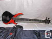 $485 price includes all taxes. KRAMER red and black D-1