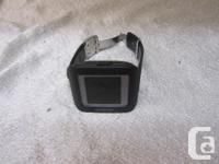 Used, $105 price includes all taxes. SAMSUNG Galaxy Gear for sale  British Columbia