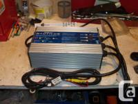 motomaster nautilus 15A - 3 bank battery trickle