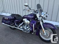 VERY RARE EARLY CVO WITH LOW KM!COMES EQUIPPED WITH