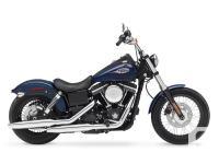 2013 FXDB Harley Davidson Street Bob Classic bobber