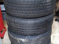 "4 16"" Toren multi fit (extra holes)aluminum wheels and"