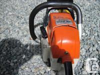 "Used, Older model 16"" Stihl 028 AV Chainsaw still works well for sale  British Columbia"
