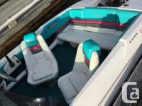 1992 Glastron carlson sport boat with healthy 1988