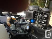 Lifetimer hull Honda 50 main Suzuki 6 (4 stroke)