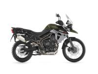 2016 Triumph Tiger 800 XCAEquipped with traction