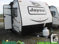 2016 Jayco Jay Flight SLX 174BH $45 Weekly OAC * Sleeps