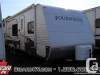 Description: The 2011 Four Winds 29BHS, by Dutchmen, is