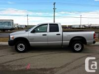 2008 RAM 1500 SLT. THIS TRUCK COMES FULLY LOADED WITH