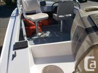 All new stringers, floor boards, steering cable, bilge