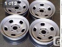 Brand: 16 inch Dodge RAM OEM Steel rims. Dodge-16 Dodge