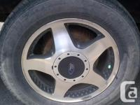 4 16 inch mag rims for sale fit ford windstar sport