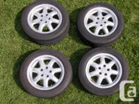 Set of 4 VW Rims for your VW Jetta, VW Golf, VW Rabbit,