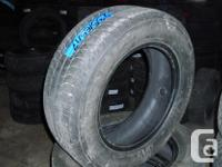 215/65 R16 MICHELIN WINTER TIRES, VERY GOOD CONDITION.