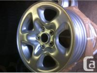 """16"""" Rav 4 wheels Brand new, marked down to clear: was"""