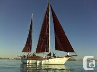 LOCATION: TORONTO, ONTARIO Magnificent ocean-going,