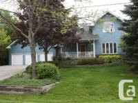 2 storey home on big, personal whole lot in