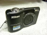 PRICE INCLUDES ALL TAXES. Nikon 20MP pocket digital