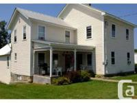2400 SQ FT HOME FOR SALE IN QUITE TOWN OF FRANKLIN