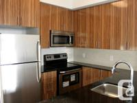 Large 1 bedroom + den unit with 2 full bathrooms, only