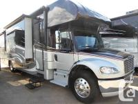 NEW 2015 SUPER C MOTORHOME WITH DUAL PANE WINDOWS,